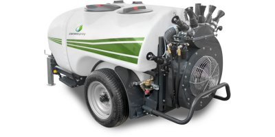 RAINBOW - Model 600-800-1000 LITRES - Trailed Sprayers