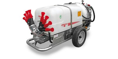Model NTV 645-860-1070-1650-2150 Litres - Mist Blower Sprayer