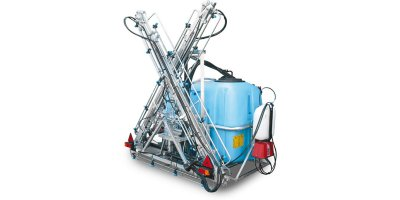 Model GDL BDIN  600-800-1000-1200 Litres - Mounted Sprayer
