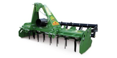 GO - Fixed Power Harrows