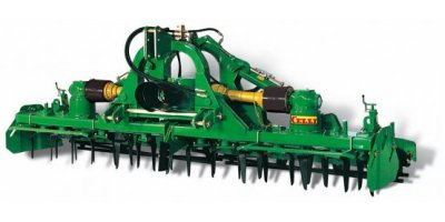 AGILE - Model P - Folding Power Harrow