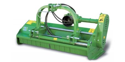 Model SIRIO/S - Side Shift Mulcher