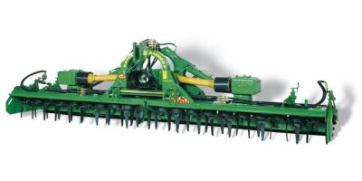 RANGER  - Model P - Folding Power Harrow