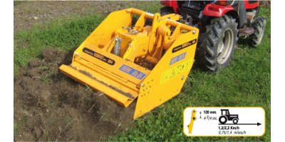 Model Serie 120.35 - Spading Machines