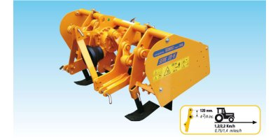Model Series 120.45 - Spading Machines
