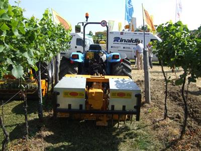 Ditta - Vineyards Aerators