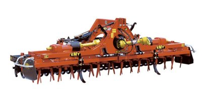 Model SCA - 140-240 HP - Folding Power Harrow