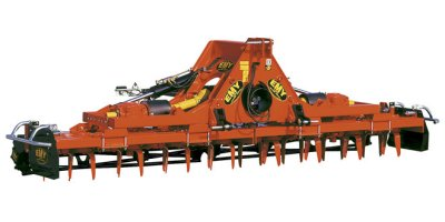 Model SCL - 100-200 HP - Folding Power Harrow