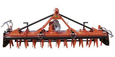 Model CA - 50-120 HP - Power Harrow