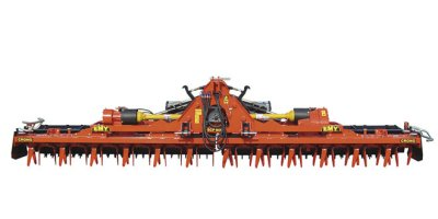 Model SCP - 140-300 HP - Folding Power Harrow