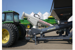 Rodono XTEND - Model 13 INCH - Swing Grain Auger