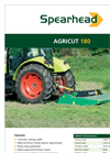 Model Agricut Series - Rotary Mowers - Brochure