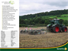 Stubble Master - Model 500 - Rotary Mulchers Brochure