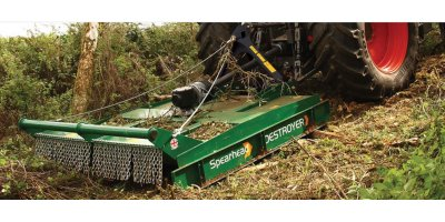 Destroyer Scrub Cutter
