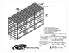 NDY - Model RMT36W-72H-120L - Material Rack Brochure