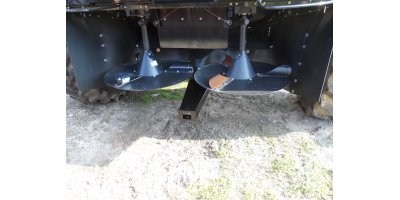 Case - Combine Hitch