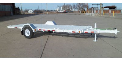 Falcan  - Lowboy Tilt Equipment Trailer