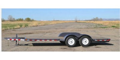 Falcan - Model FL 235 - Lowboy Tilt Equipment Trailer