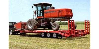 Model 812-30 - Expandable Trailer