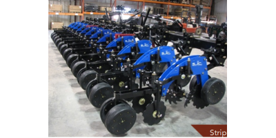 Strip Tillage Machine