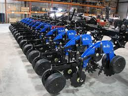 Twin Diamond - Strip Tillage Machine