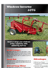 Model 6096 - Windrow Inverter Brochure