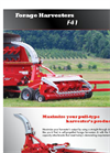 Forage Harvester Brochure