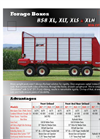 Model XL/XLT/XLS & XLN - Forage Box Brochure