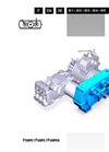 Model SI 1 - Power Take Off Pump Brochure