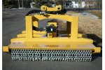 Brush Wolf - Model 4800X LF - Brush Cutter Attachments for Mini Excavators and Backhoes