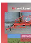 RJ Land Leveller- Brochure