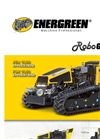 RoboGREEN - Remote Controlled Equipment Carrier Brochure