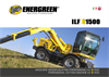 Model ILF S1500 - Hydrostatic Grass Cutting Crawler Machine Brochure
