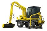 Model ILF S1500 - Hydrostatic Grass Cutting Crawler Machine