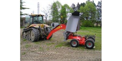 Roma  - Model 600 M - Towed Grader
