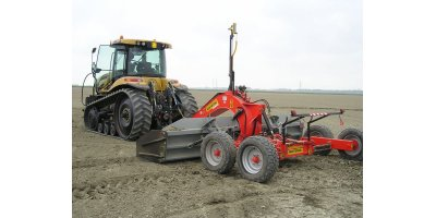 Roma  - Model 500 N - Soil Moving System
