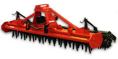 MAGHIRUS - Model 80/160 HP - Rotary Harrow