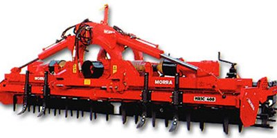Morra - Model MRJ - Foldable Rotary Harrow