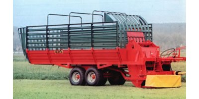 Model A/40 - A/45 - A/55 - A/65  - Self Loading Trailer