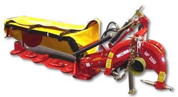 Morra - Model MF 22 - MF 22 CR - Disc Mowers