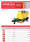 Venezia Legna - Professional Lawn Mower- Brochure