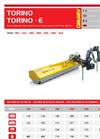 Torino - Seitlicher Mulcher Brochure