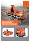 Model LS Series - Rotary Tiller Brochure