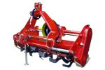 Model TMS 30 - 50 HP - Hydraulic Rototiller for Tractors
