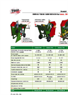Katana - Model 600/700 - Saw Benches Brochure