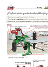 Hakka - Model 12 Ton - Horizontal Log Splitter - Brochure