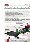 Farmer - Model H. 13 - 18 Ton - Horizontal Log Splitter Brochure