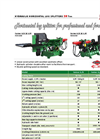 Farmer - Model H/B 30 Ton - Horizontal Log Splitter Brochure
