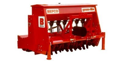 Model 25-70 Hp (18-51 KW) 540 rpm - Overseeder Aerator & Seeder-Cultivator