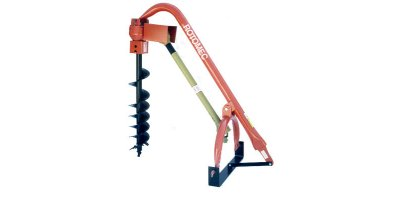 Model 18-50 Hp (13-37 KW) 540 rpm - Mole Post hole diggers.